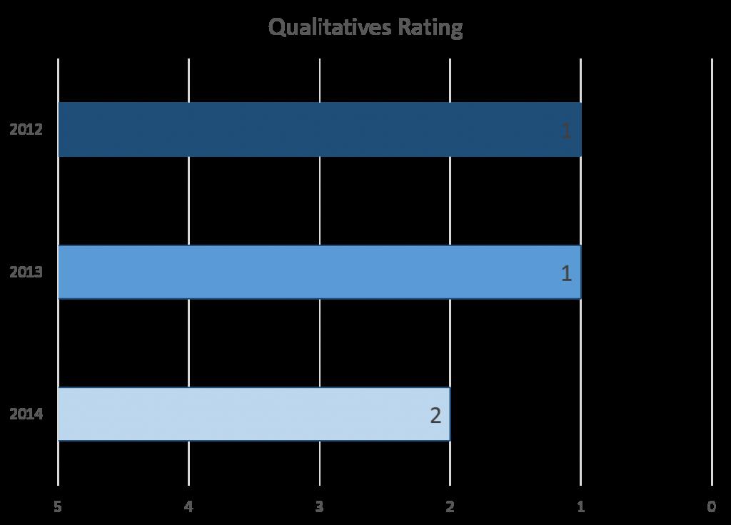 Qualitatives Rating
